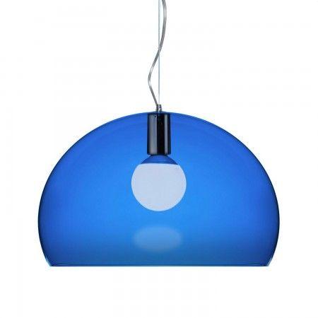 FL/Y hanglamp Kartell kobaltblauw | Musthaves verzendt gratis