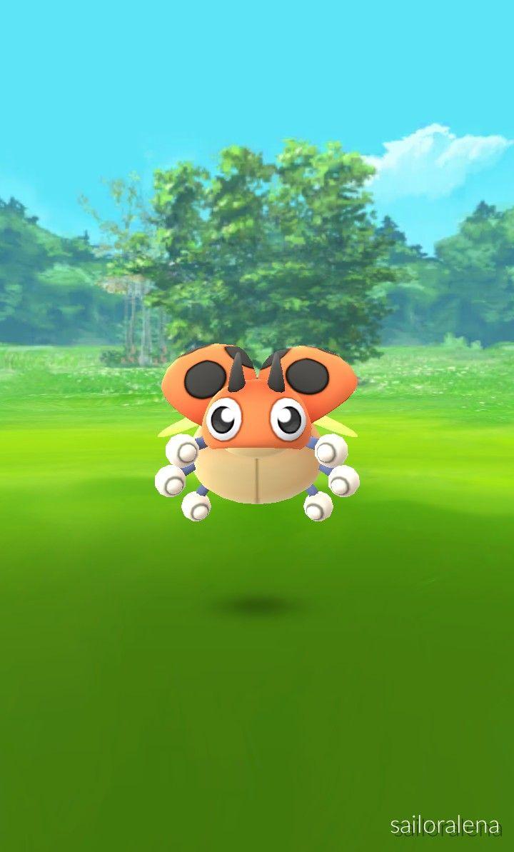 Ledyba Pokemon Go