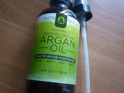 Ogni cosa a modo mio: INSTANATURAL ARGAN OIL
