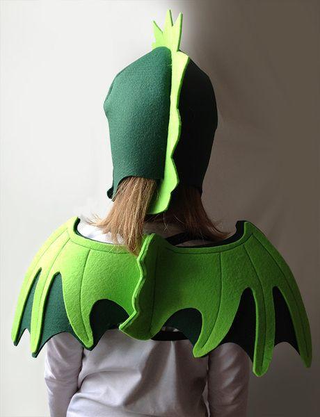 Kostüme & Verkleidung - Drachenflügel - ein Designerstück von Designer-Brause bei DaWanda