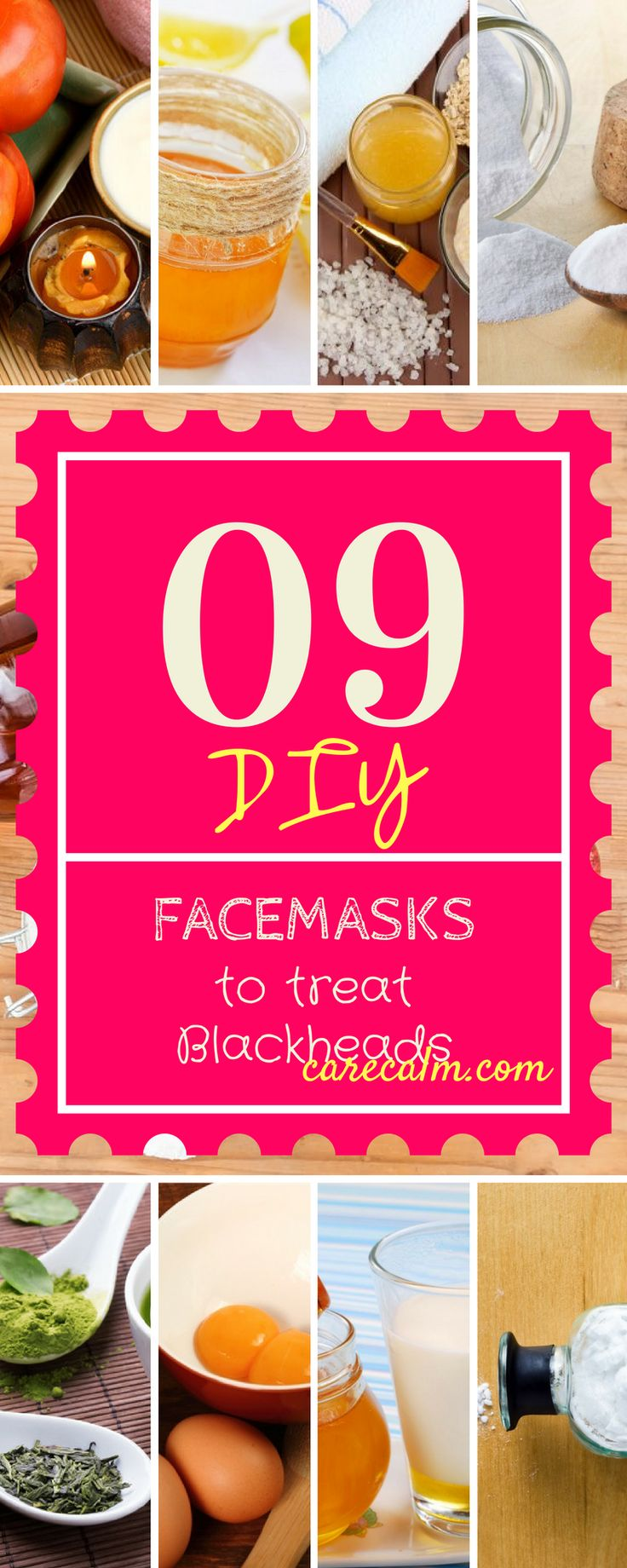 How To Get Rid of Blackheads? How to Treat Blackheads Overnight? What are blackheads? Where can you get a blackhead or a pimple?Find more at carecalm.com