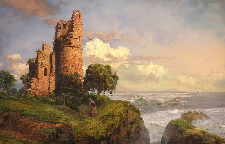 Form Language Studio — Lighthouse Ruins