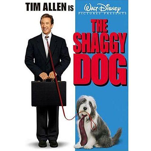Shaggy Dog  DVD Tim Allen, Kristin Davis, Craig Kilborn, Zena Grey, Spencer Bres