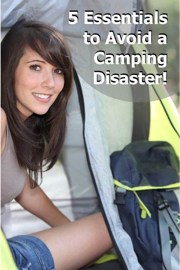 Check out these 5 critical items to avoid a camping disaster!  http://blog.getnorthbound.com/blog/5-items-to-avoid-camping-disasters?utm_source=Pinterest&utm_medium=Landing%20Page&utm_term=headlamp&utm_content=avoid-normal&utm_campaign=5-items-Camping