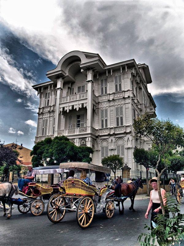Istanbul Büyükada Turkey.