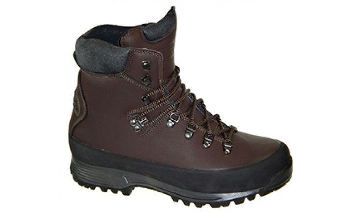 Veganer Wanderschuh - Vegetarian Shoes Veggie Trekker MK5 Brown