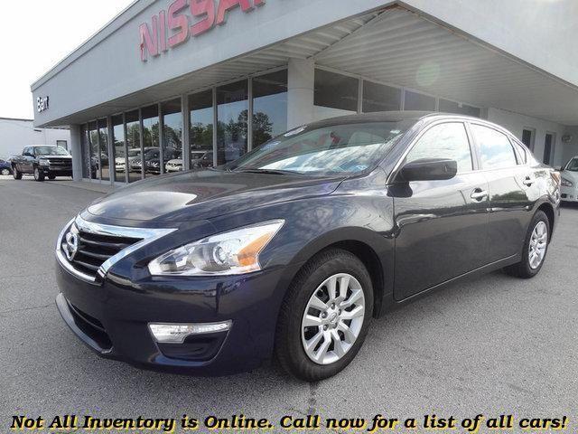Good 2014 Nissan Altima, 5,527 Miles, $20,998.