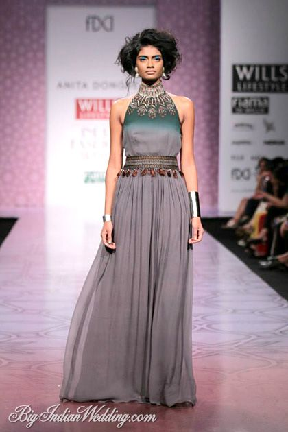 Anita Dongre at WIFW A/W 2014