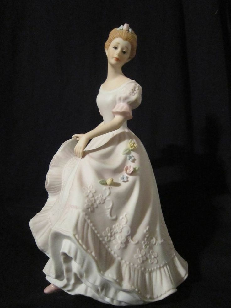 Home Interiors Porcelain Figurines