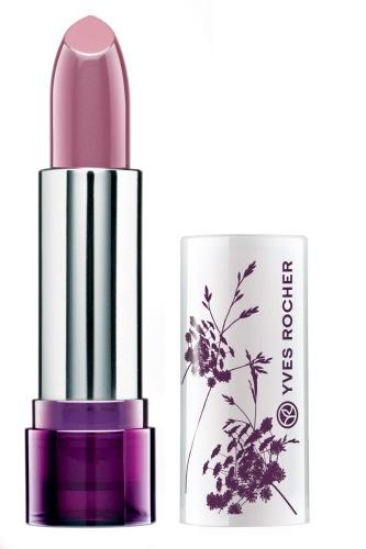 Yves Rocher Luminelle Lipstick in Soft Purple. Rouge à lèvres Luminelle Mauve poudré.