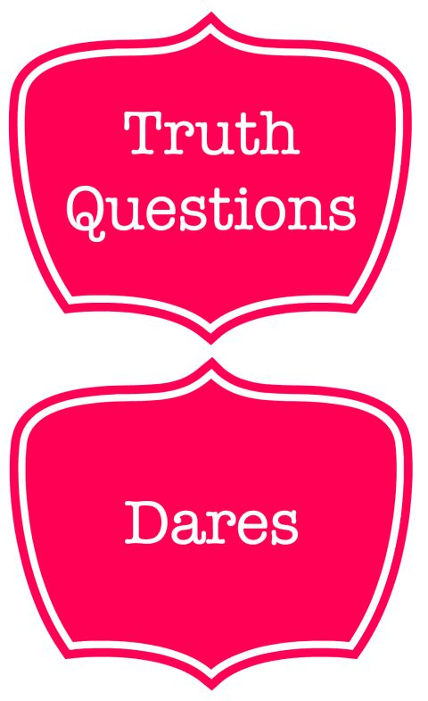 In the near future here are 100 truth or dare questions for tweens