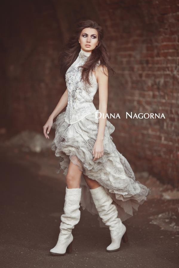 Diana Nagorna - Акварельные этюды
