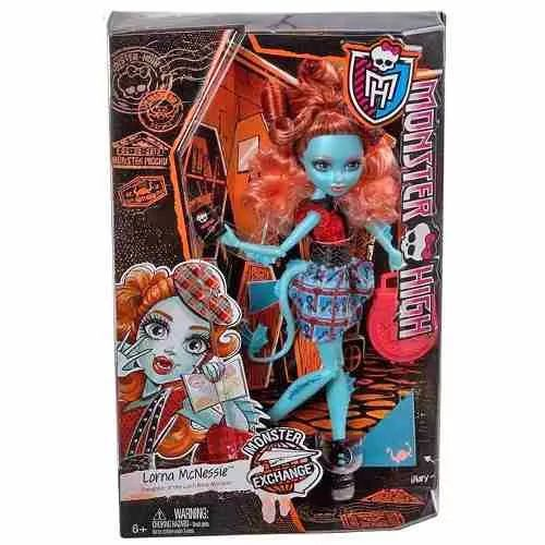 Monster High Exchange Lorna Mcnessie - $ 1.399,99