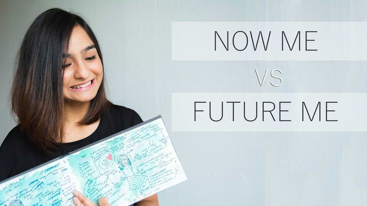 Now me vs Future me | Reflecting back & setting intention for the coming...