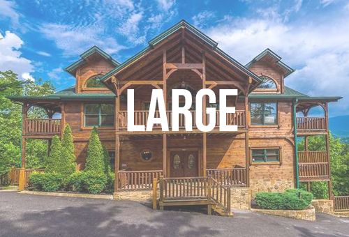 47 best large group cabins images on pinterest cabins for Cabin rentals in gatlinburg tn for large group