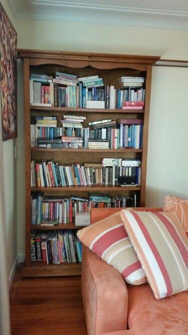 My bookcase / sliding door ( 3 )