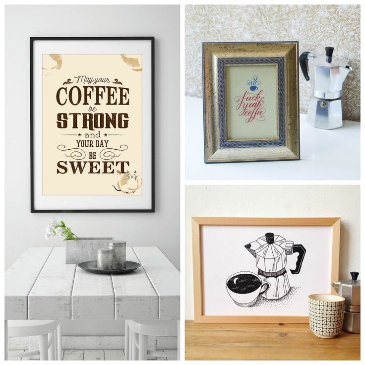 The Picture Garden: Austrian Etsy ... needs a cup of coffee!