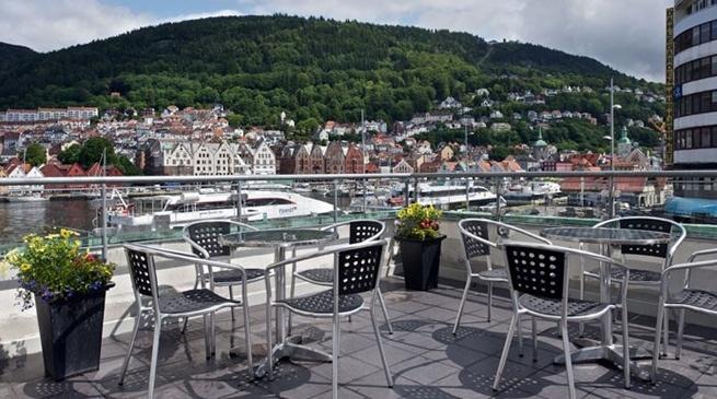 #Bergen - Clarion Hotel Admiral | Nordic Choice