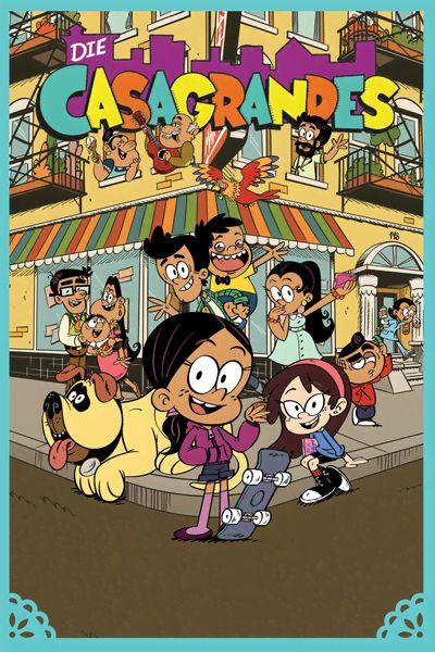 Serien Auf Nickelodeon