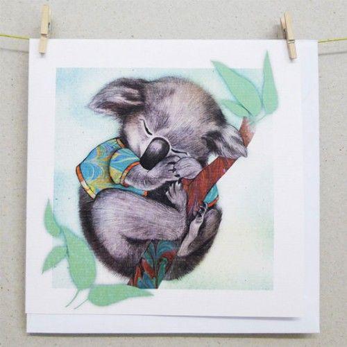 Cards - Koala
