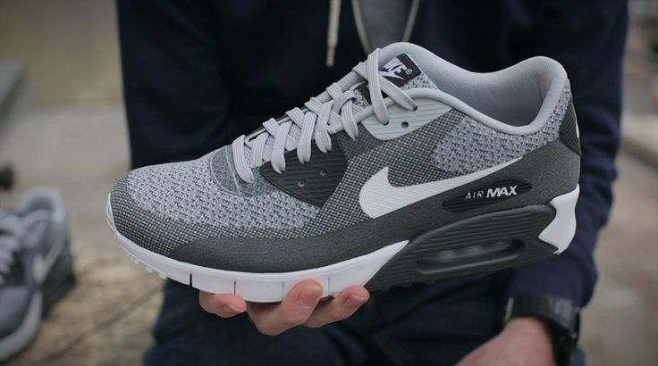 nike air max 90 mens grey