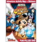 Free Shipping. Buy Mickey Mouse Clubhouse: Super Adventure (DVD + Trading Card Set) at Walmart.com