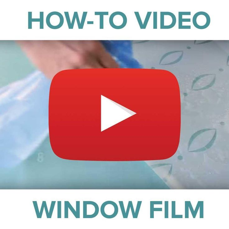 Decorative Window Film in All Sizes - MidCentury – StickPretty