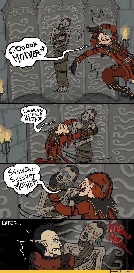 haha. Cicero be cray.  Wouldn't be surprised if the Night Mother faked a contract one day.