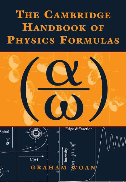 This compact, portable reference contains more than 2,000 of the most useful formulas and equations found in undergraduate physics courses, covering mathematics,...