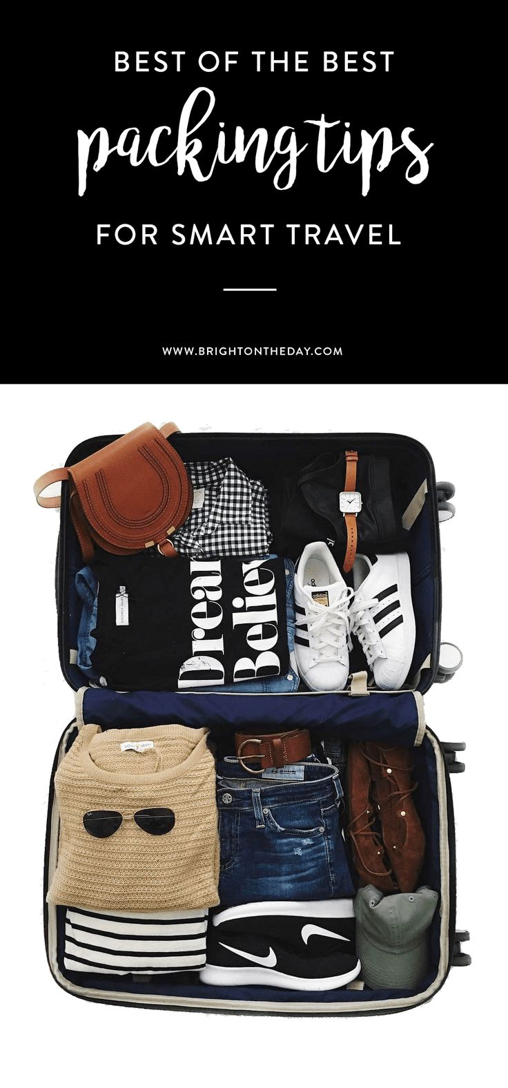 packing tips for traveling well