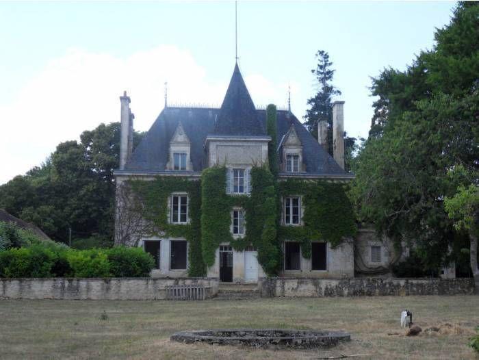 Château avec logis de maître et dépendances à vendre Poitiers ( 86000 ) -   - 440 m²