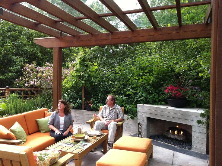 11 best Roof images on Pinterest Pergola roof Backyard ideas