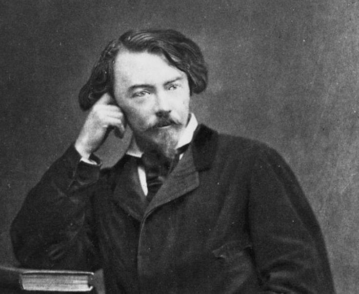 """Pensée du Jour """"L'homme qui t'insulte n'insulte que l'idée qu'il a de toi - c'est-à-dire lui même."""" Auguste, comte de Villiers de l'Isle-Adam 1838 - 1889"""