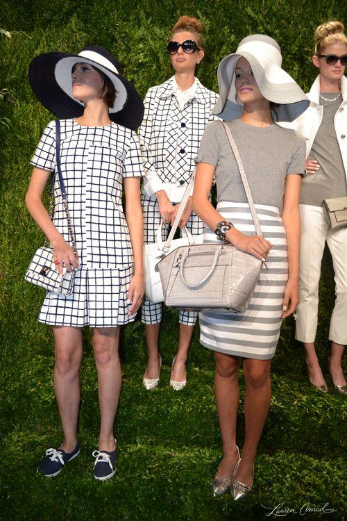 Fashion Week: Kate Spade Spring 2014 Spotlight   LaurenConrad.com