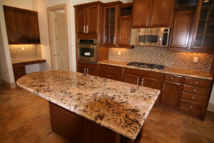 star beach granite kitchen
