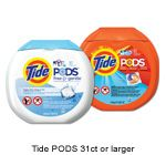 $2.00 off Tide Pods coupon