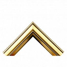 Valhalla Gold är en ramlist med många möjligheter. Med en blank förgylld yta i guld med en schattering mot brunt, får du en mycket vacker ram till dina väggar. Ett falsdjup på hela 17 mm skapar många möjligheter för olika typer av inramningar. Till exempel flera passepartouter, lister för att skapa effektfulla mellanrum, montering på målardukar med kilramar och mycket mer. En omtyckt bredd för mellanstora ramar. Bredd: 41 mm. Höjd: 28 mm. Falsdjup: 17 mm.