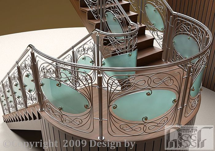 Best Hindustan Fabrication In Sonipat Deals In Steel Railing 400 x 300