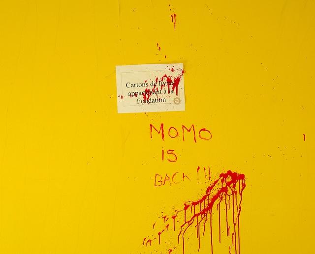 Rouge et jaune by B.Ranza