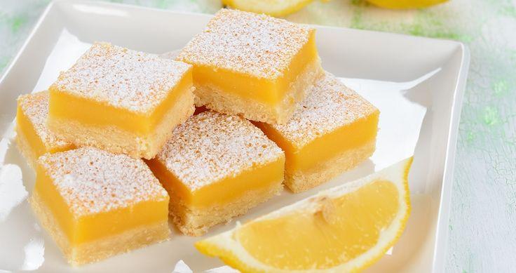 Un délice au citron à essayer ABSOLUMENT