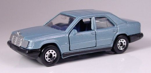 1987 Matchbox Mercedes 300E. **This one was the pride and joy of my collection…