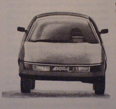 Автомобильные хобби - Автомобиль Охта
