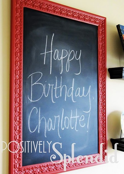 Chalkboard: Kitchens Decor, Frames Chalkboards, Menu Boards, Chalkboards Paintings, Chalk Boards, Decor Updates, Pictures Frames, Chalkboards Frames, Home Decor Kitchens