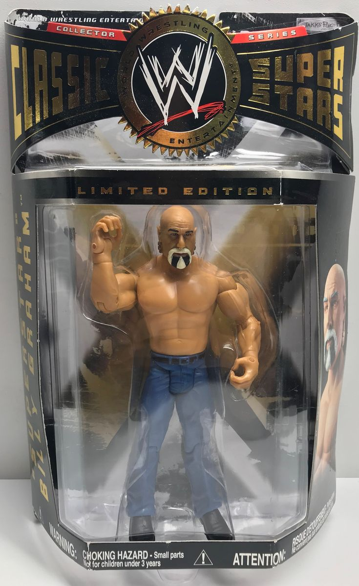 The Angry Spider has the best toys: TAS038545 - 2005 ...  Take a look: http://theangryspider.com/products/tas038545-2005-wwe-classic-superstars-superstar-billy-graham?utm_campaign=social_autopilot&utm_source=pin&utm_medium=pin