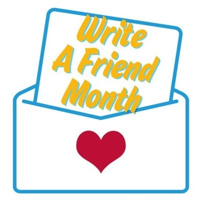 write a friend month