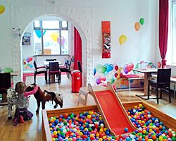 A post about ALL Kindercafes in Berlin