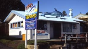 Opononi-best fish and chips ever