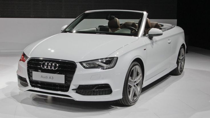 2018 Audi A3 Convertible Release Date and Price