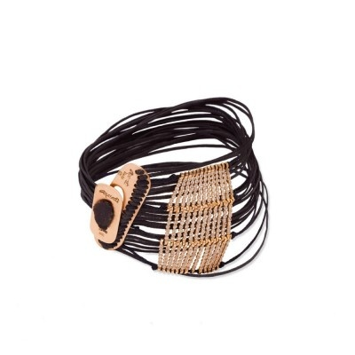 Apriati multi-strand bracelet
