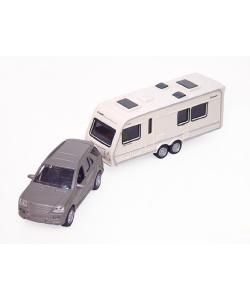Die-cast Car & Elddis Caravan | Toy Vehicles | Boys Toys | Net Price Direct